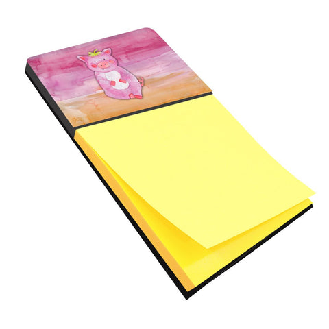 Buy this Pig Watercolor Sticky Note Holder BB7416SN
