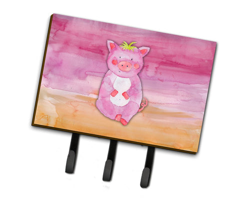 Buy this Pig Watercolor Leash or Key Holder BB7416TH68