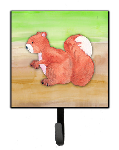 Buy this Squirrel Watercolor Leash or Key Holder BB7431SH4