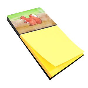 Buy this Squirrel Watercolor Sticky Note Holder BB7431SN