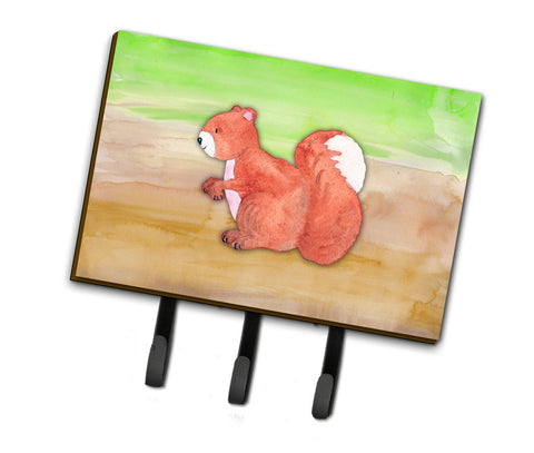 Buy this Squirrel Watercolor Leash or Key Holder BB7431TH68