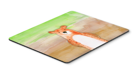 Buy this Bear Watercolor Mouse Pad, Hot Pad or Trivet BB7434MP