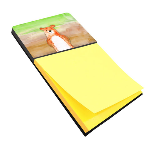Buy this Bear Watercolor Sticky Note Holder BB7434SN