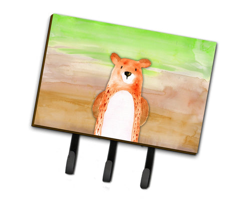 Buy this Bear Watercolor Leash or Key Holder BB7434TH68