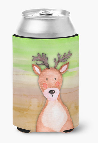 Buy this Deer Watercolor Can or Bottle Hugger BB7435CC