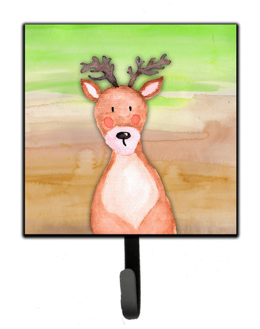 Buy this Deer Watercolor Leash or Key Holder BB7435SH4