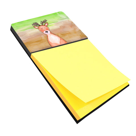 Buy this Deer Watercolor Sticky Note Holder BB7435SN