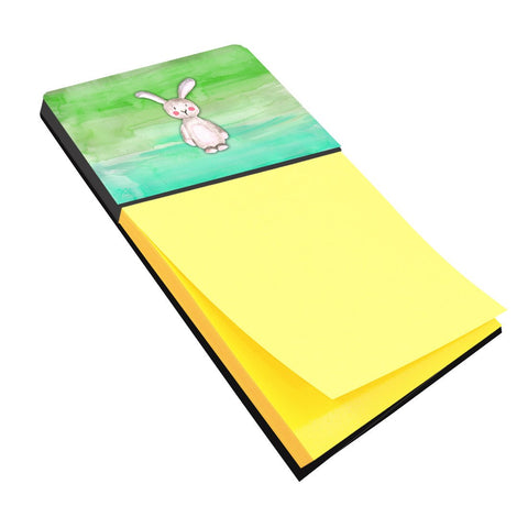 Buy this Bunny Rabbit Watercolor Sticky Note Holder BB7437SN