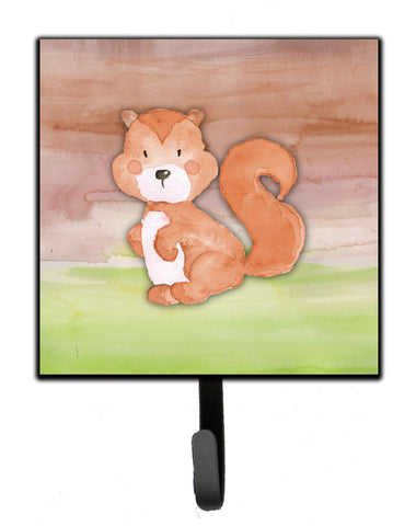 Buy this Squirrel Watercolor Leash or Key Holder BB7439SH4