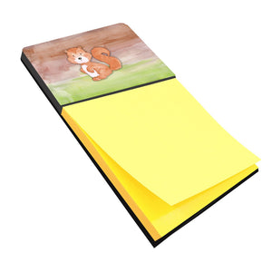 Buy this Squirrel Watercolor Sticky Note Holder BB7439SN