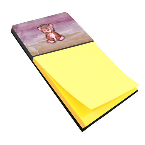 Buy this Bear Cub Watercolor Sticky Note Holder BB7441SN