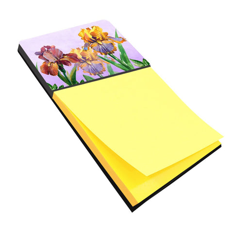 Buy this Purple and Yellow Iris Sticky Note Holder BB7445SN