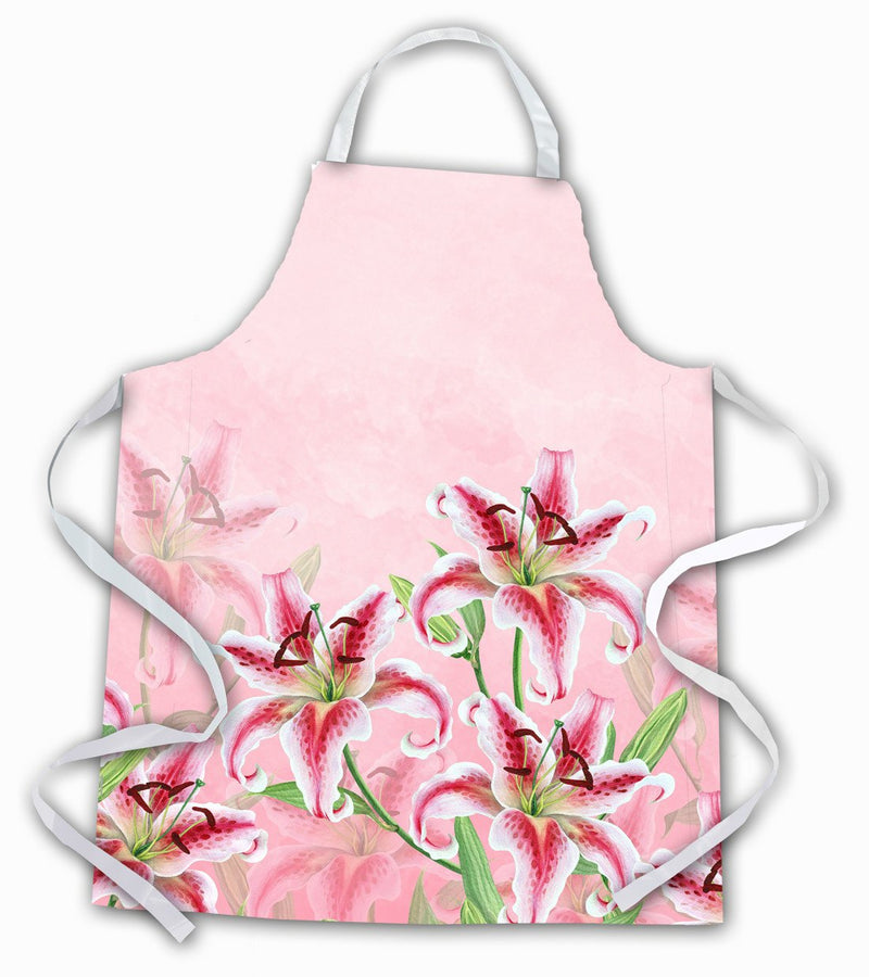 Buy this Pink Lillies Apron BB7446APRON