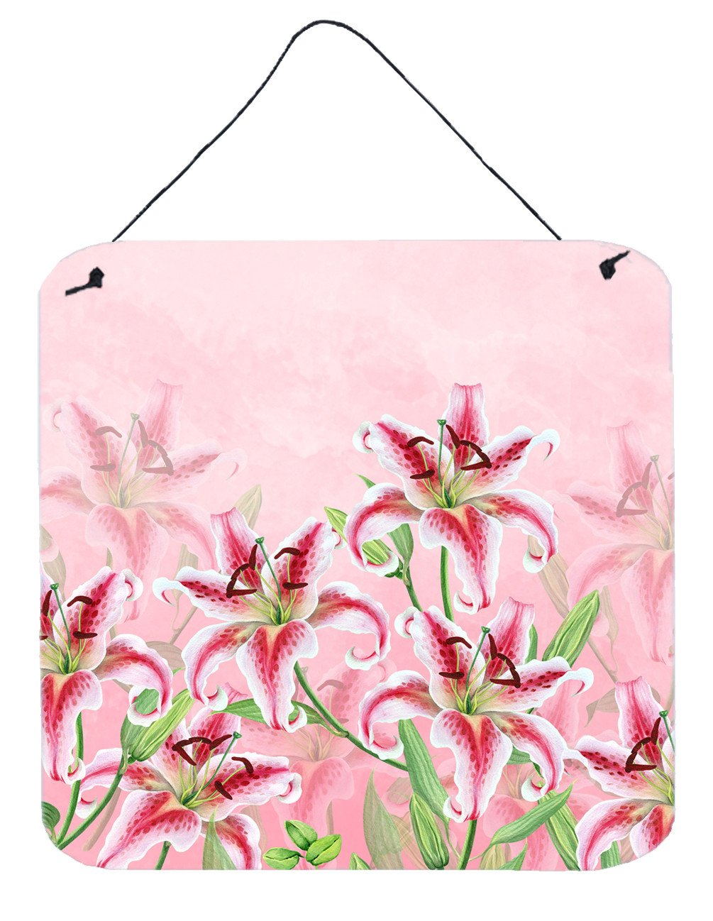Buy this Pink Lillies Wall or Door Hanging Prints BB7446DS66