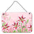 Buy this Pink Lillies Wall or Door Hanging Prints BB7446DS812