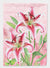 Buy this Pink Lillies Flag Garden Size BB7446GF