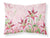 Buy this Pink Lillies Fabric Standard Pillowcase BB7446PILLOWCASE
