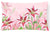 Buy this Pink Lillies Canvas Fabric Decorative Pillow BB7446PW1216