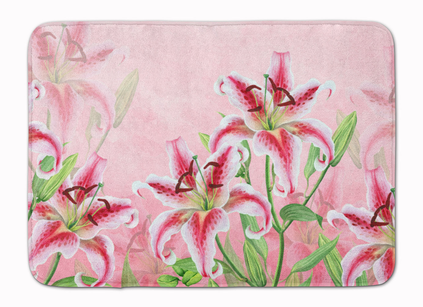 Buy this Pink Lillies Machine Washable Memory Foam Mat BB7446RUG