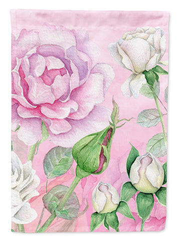 Buy this Rose Garden Flag Canvas House Size BB7447CHF