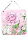 Rose Garden Wall or Door Hanging Prints BB7447DS66 by Caroline's Treasures