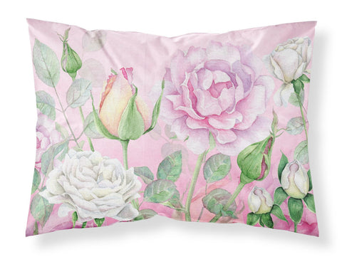 Buy this Rose Garden Fabric Standard Pillowcase BB7447PILLOWCASE