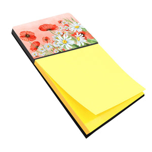 Buy this Poppies and Chamomiles Sticky Note Holder BB7448SN