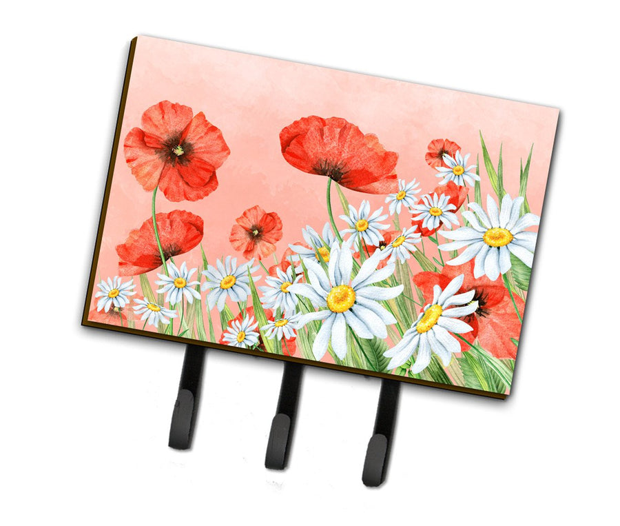 Buy this Poppies and Chamomiles Leash or Key Holder BB7448TH68
