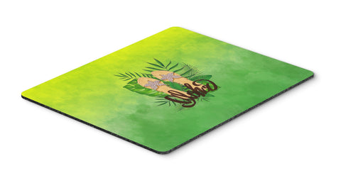Buy this Aloha Flip Flops Mouse Pad, Hot Pad or Trivet BB7449MP