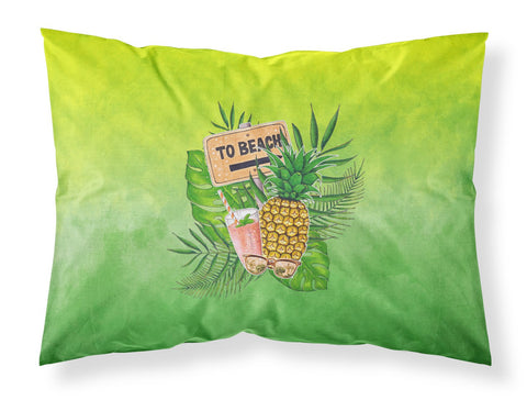 Buy this To the Beach Summer Fabric Standard Pillowcase BB7450PILLOWCASE