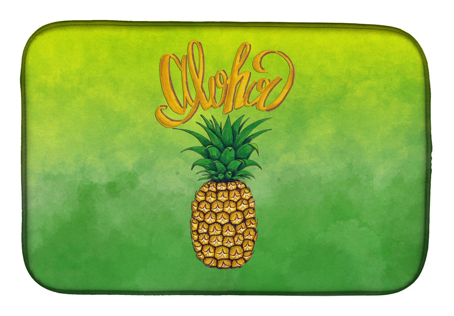 Buy this Aloha Pineapple Welcome Dish Drying Mat BB7451DDM