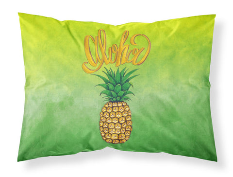Buy this Aloha Pineapple Welcome Fabric Standard Pillowcase BB7451PILLOWCASE