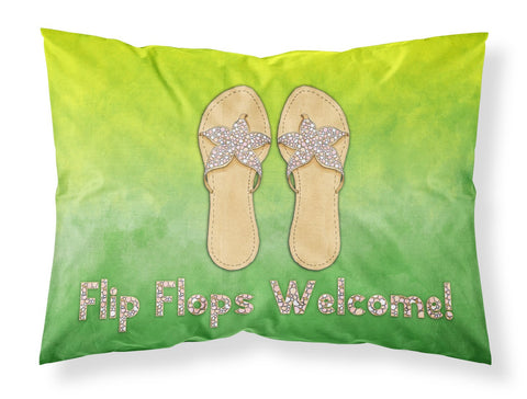 Buy this Flip Flops Welcome Fabric Standard Pillowcase BB7454PILLOWCASE