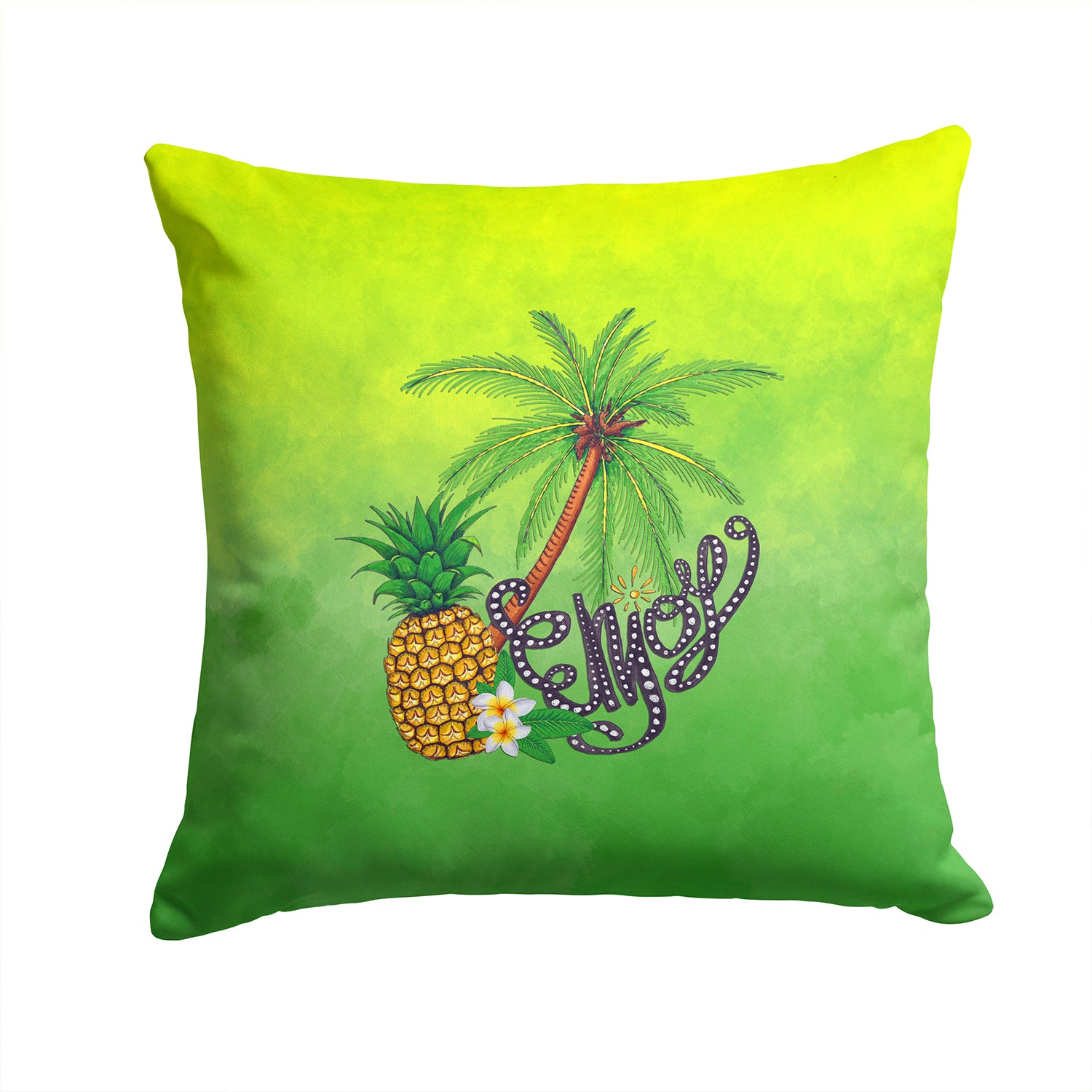 Buy this Summer Enjoy Fabric Decorative Pillow BB7456PW1414