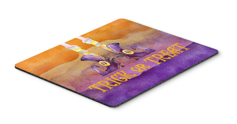 Buy this Halloween Trick Witches Feet Mouse Pad, Hot Pad or Trivet BB7460MP