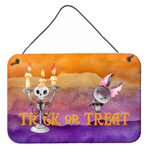 Buy this Halloween Trick or Treat Wall or Door Hanging Prints BB7461DS812