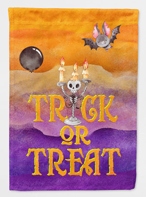 Buy this Halloween Trick or Treat Flag Garden Size BB7461GF