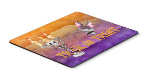 Buy this Halloween Trick or Treat Mouse Pad, Hot Pad or Trivet BB7461MP