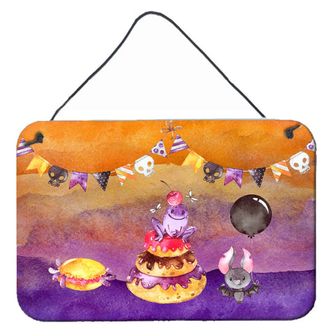 Buy this Halloween Sweets Party Wall or Door Hanging Prints BB7463DS812