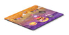Halloween Sweets Party Mouse Pad, Hot Pad or Trivet BB7463MP by Caroline's Treasures
