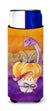 Buy this Halloween Pumpkin Snake Michelob Ultra Hugger for slim cans BB7465MUK