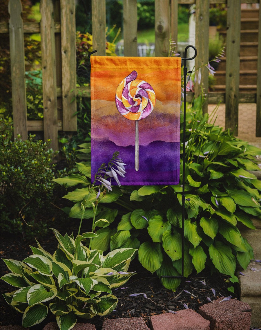Buy this Halloween Sucker Lollipop Flag Garden Size BB7466GF