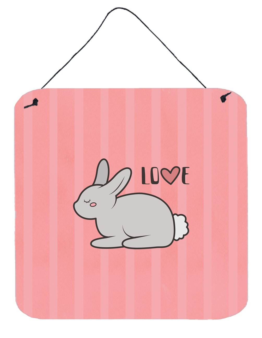 Buy this Nursery Love Bunny Rabbit Wall or Door Hanging Prints