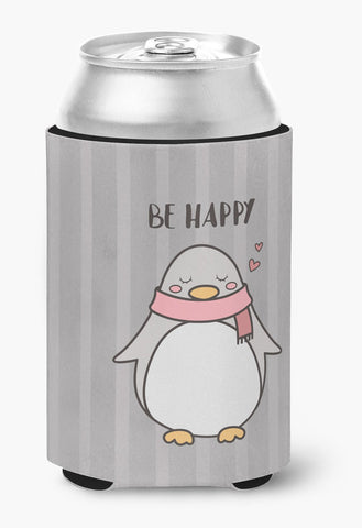 Buy this Nursery Be Happy Penquin Can or Bottle Hugger BB7478CC