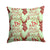 Buy this Merry Christmas Joy Reindeer Fabric Decorative Pillow BB7488PW1414