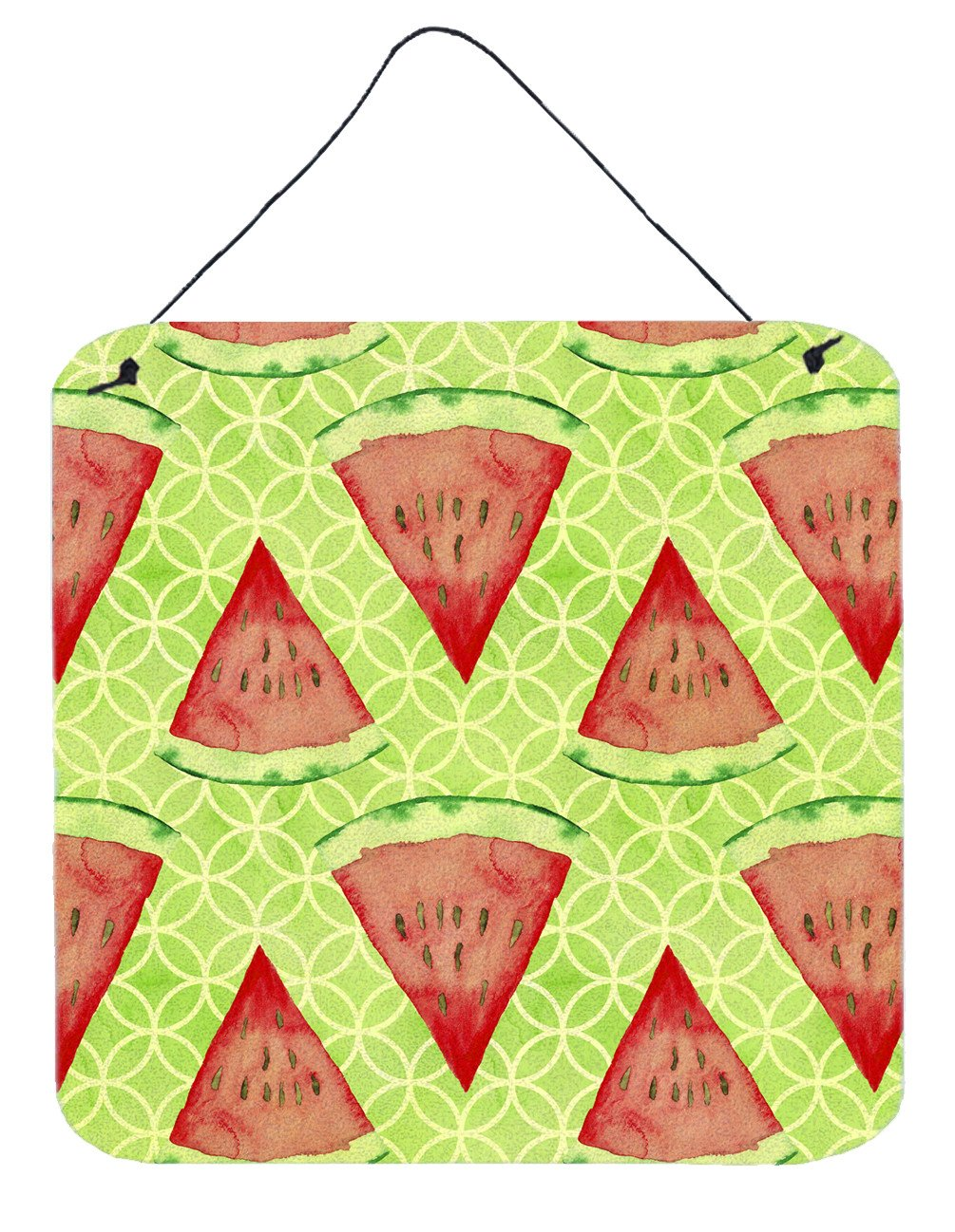 Buy this Watercolor Watermelon Wall or Door Hanging Prints BB7518DS66