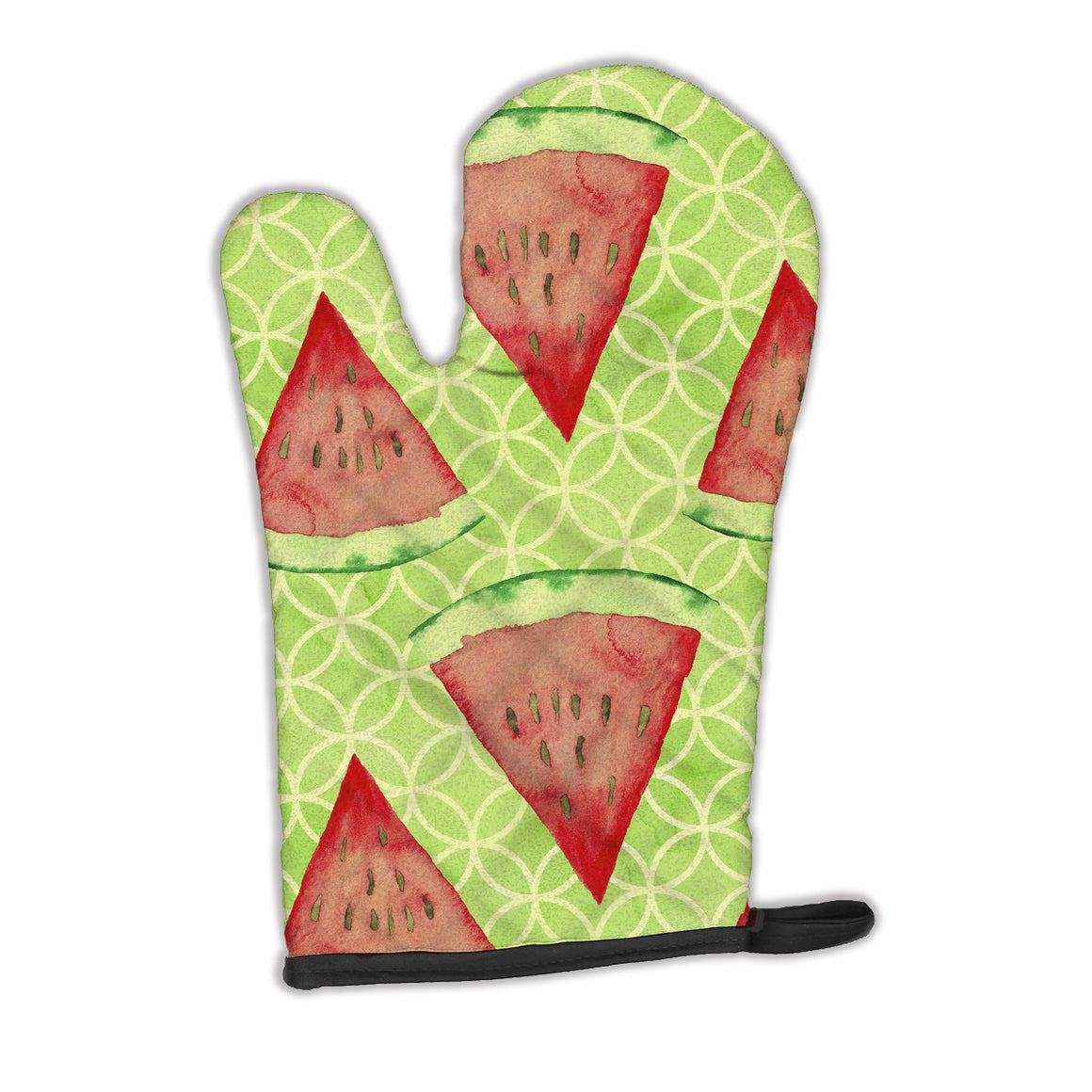 Buy this Watercolor Watermelon Oven Mitt BB7518OVMT