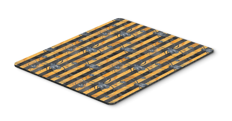 Buy this Watecolor Halloween Spiders Mouse Pad, Hot Pad or Trivet BB7526MP