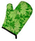 Watercolor Parsley Oven Mitt BB7573OVMT by Caroline's Treasures