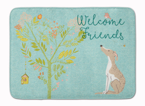 Buy this Welcome Friends Whippet Machine Washable Memory Foam Mat BB7626RUG